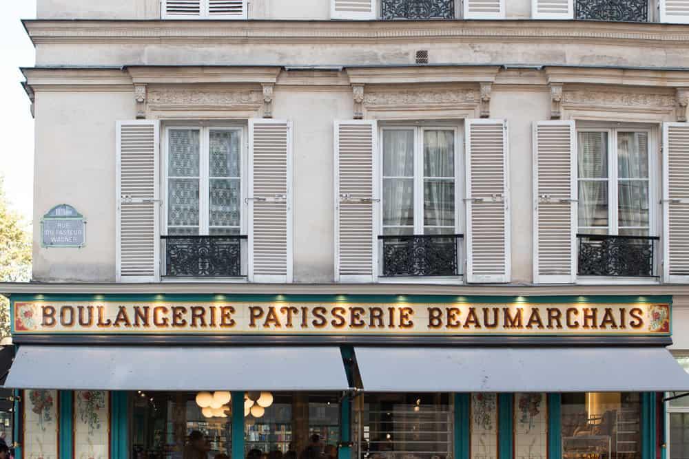 28 Beaumarchais My favorite baguette in Paris