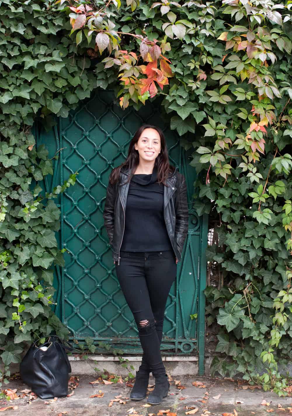 Rebecca Plotnick Montmartre Paris, France