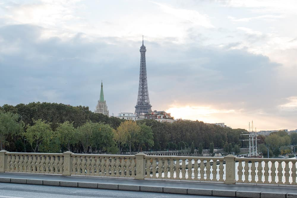 Eiffel Tower Paris @rebeccaplotnick