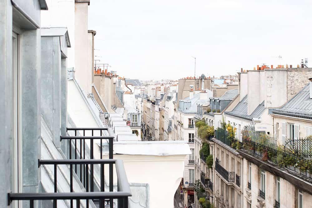 Paris Rooftops @rebeccaplotnick