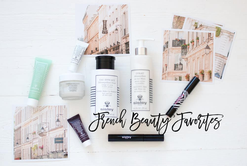 Sisley Paris Favorites French Skincare