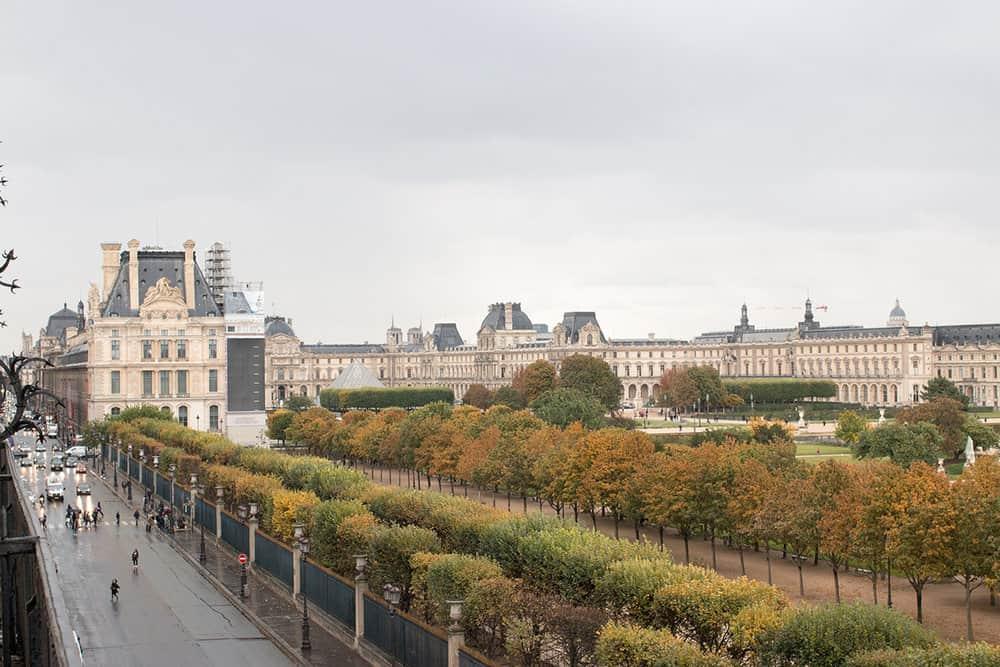 Paris, France Autumn