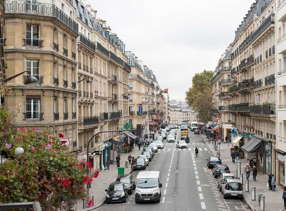 Paris 5th arrondisement @rebeccaplotnick