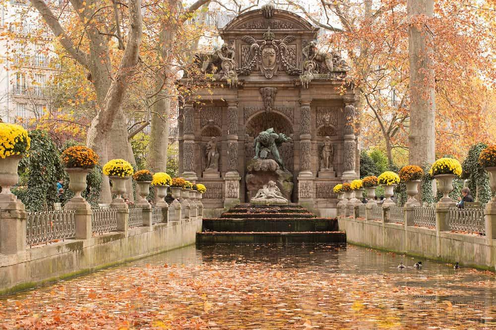 jardin du luxembourg Paris, France