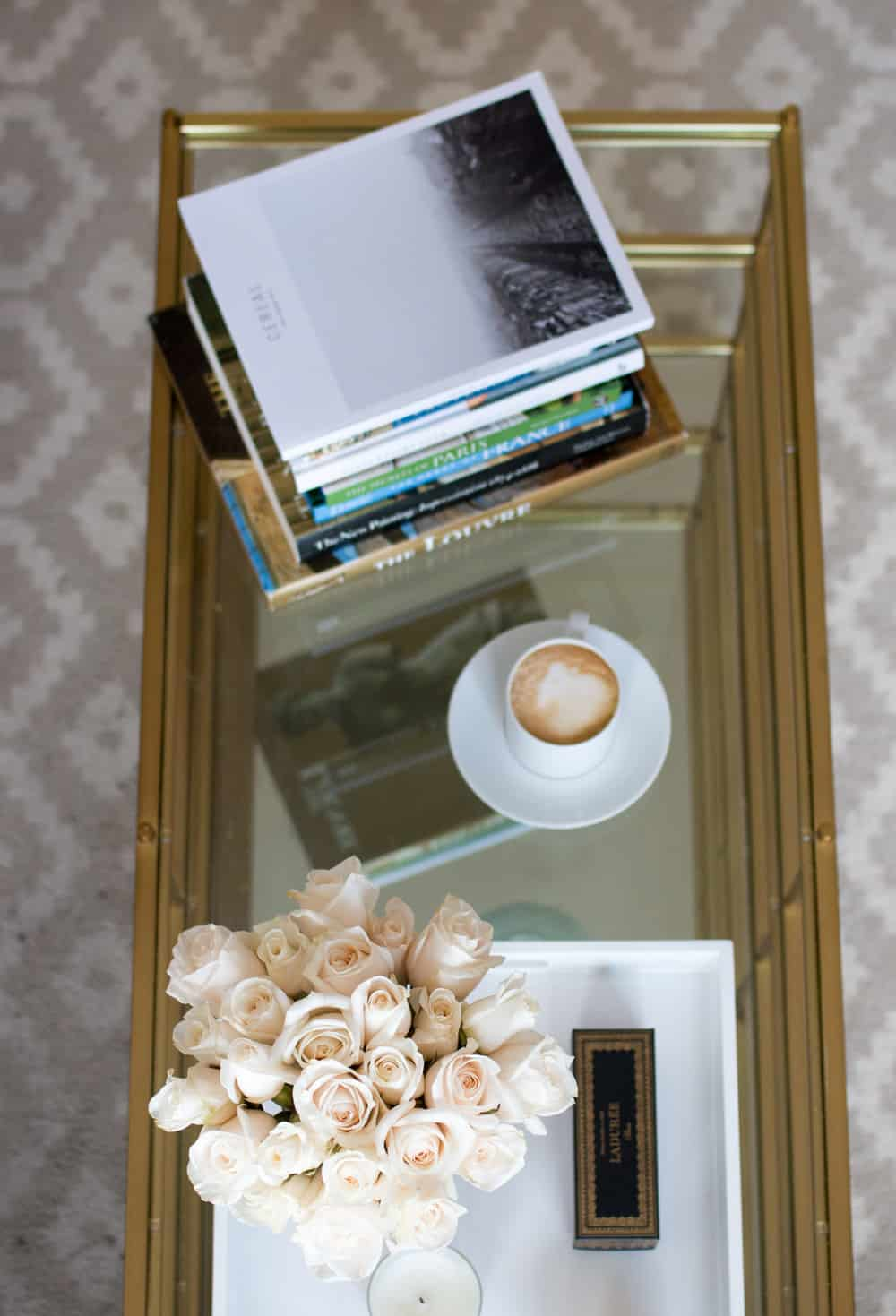 How to Style a Coffee Table @everydayparisian