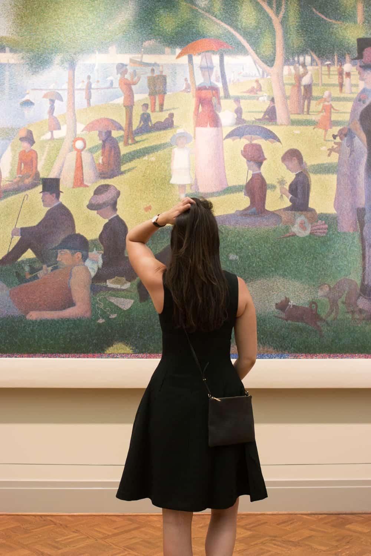 Chicago Art Institute @rebeccaplotnick