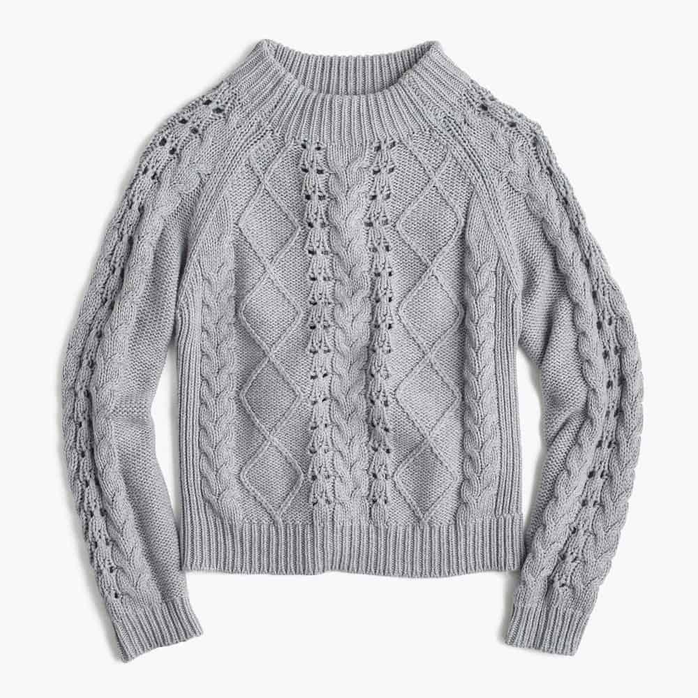 paris cafe sweater