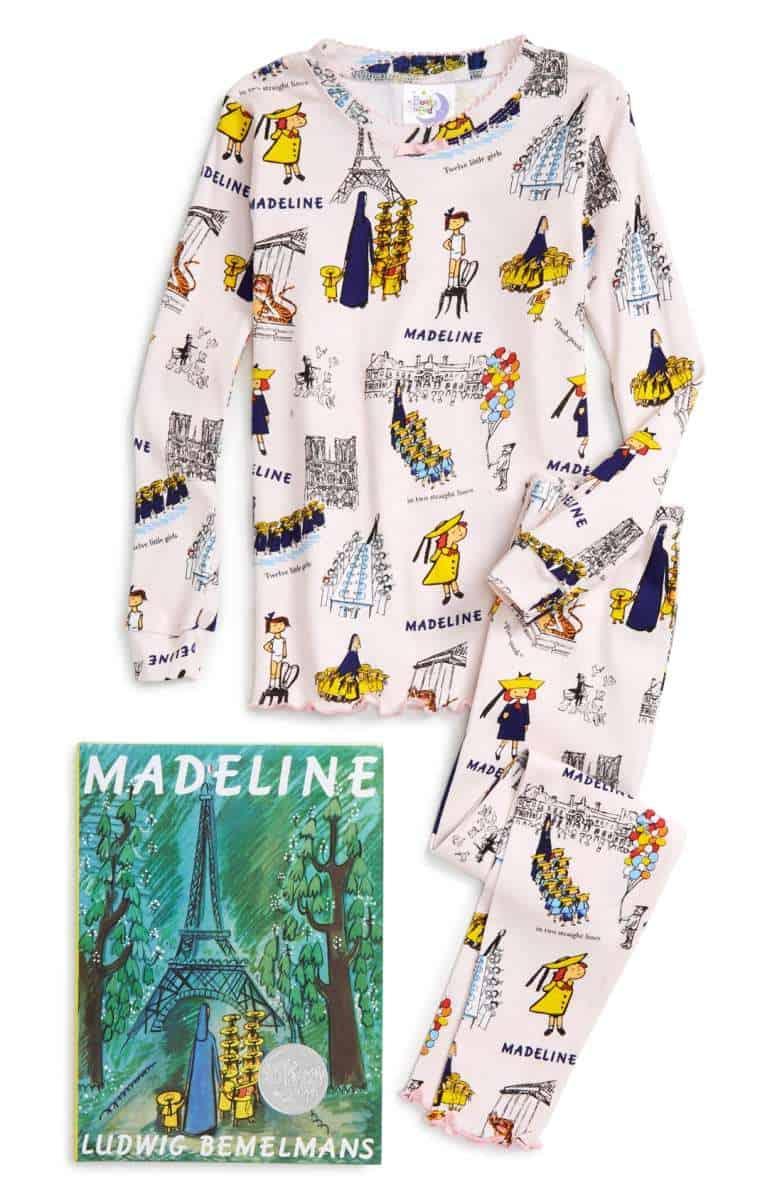 Madeline Pajamas $50