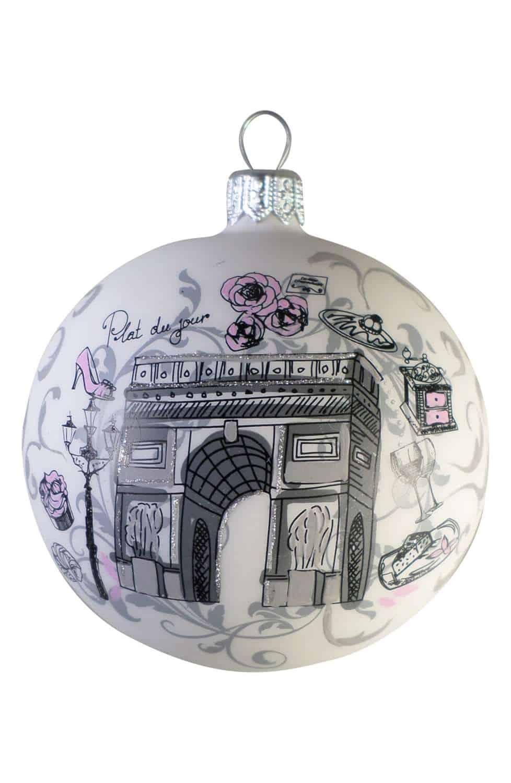 arc de triumph nordstrom ornament