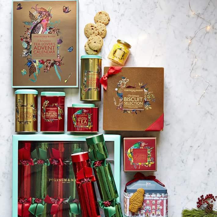 fortnum and mason tea advent calendar
