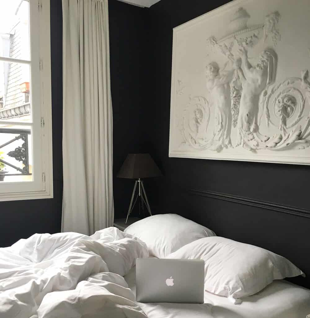 frenchify your bedroom everyday parisian