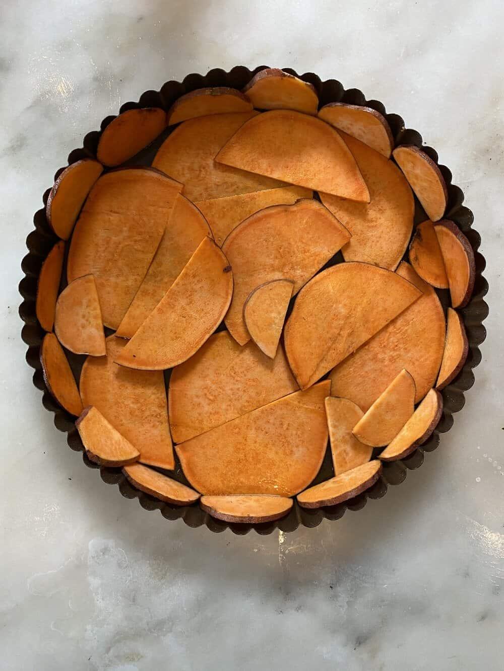 sweet potato quiche everyday parisian