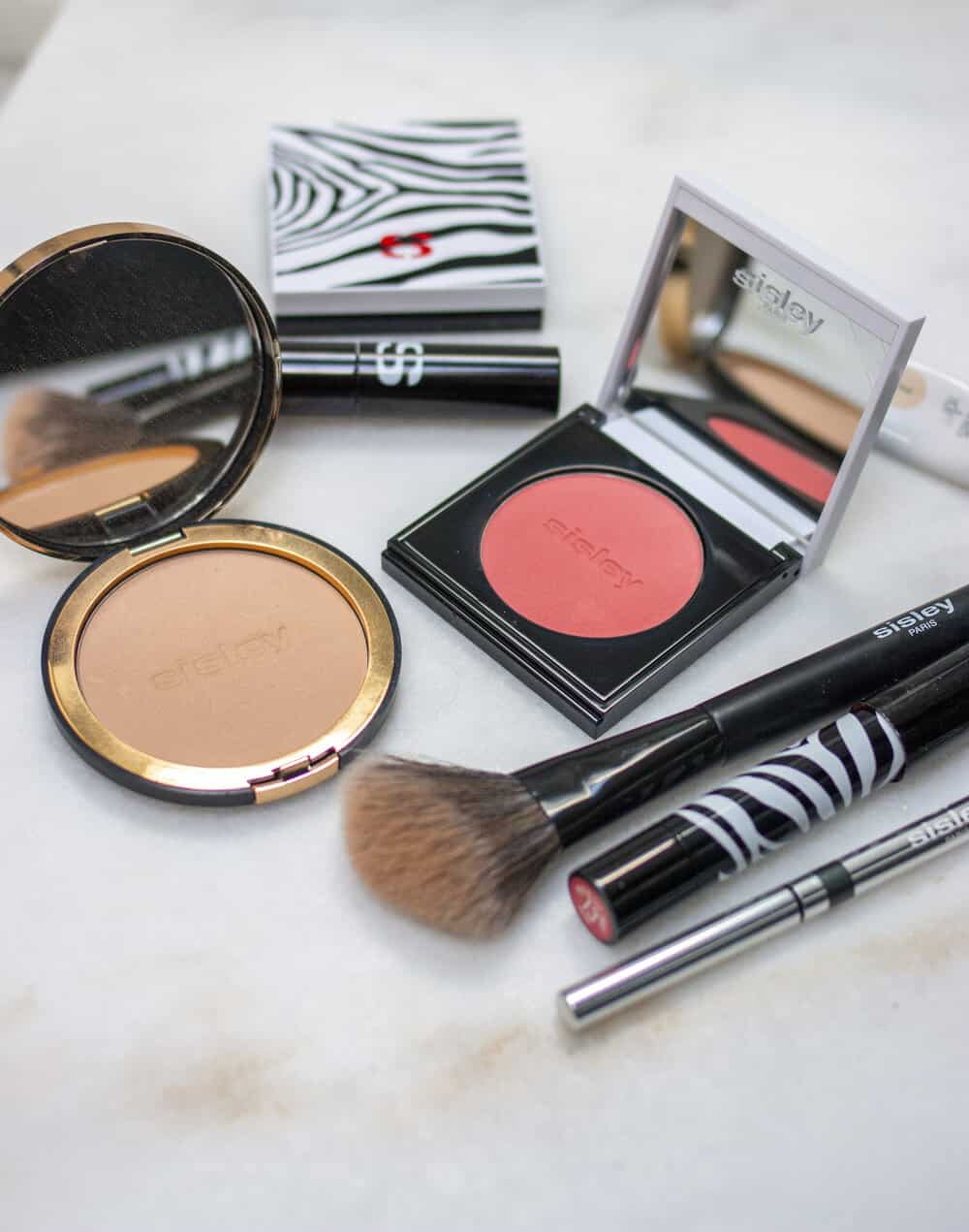 spring makeup sisley everyday parisian