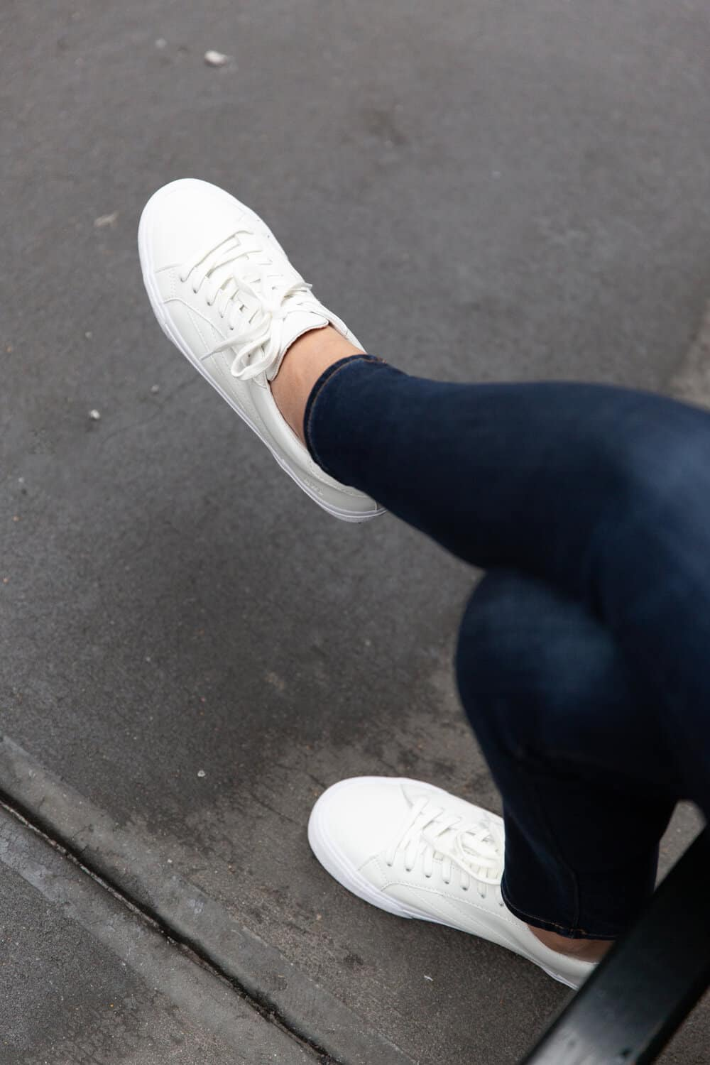 my favorite sneakers from madewell
