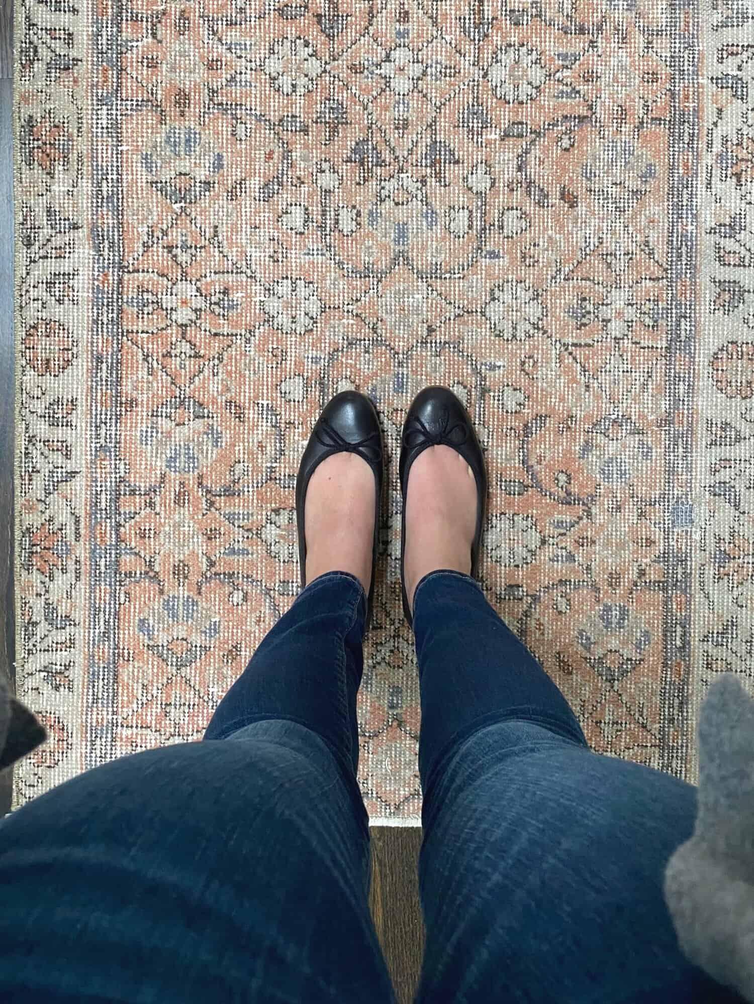 margaux shoe review everyday parisian ballet flat