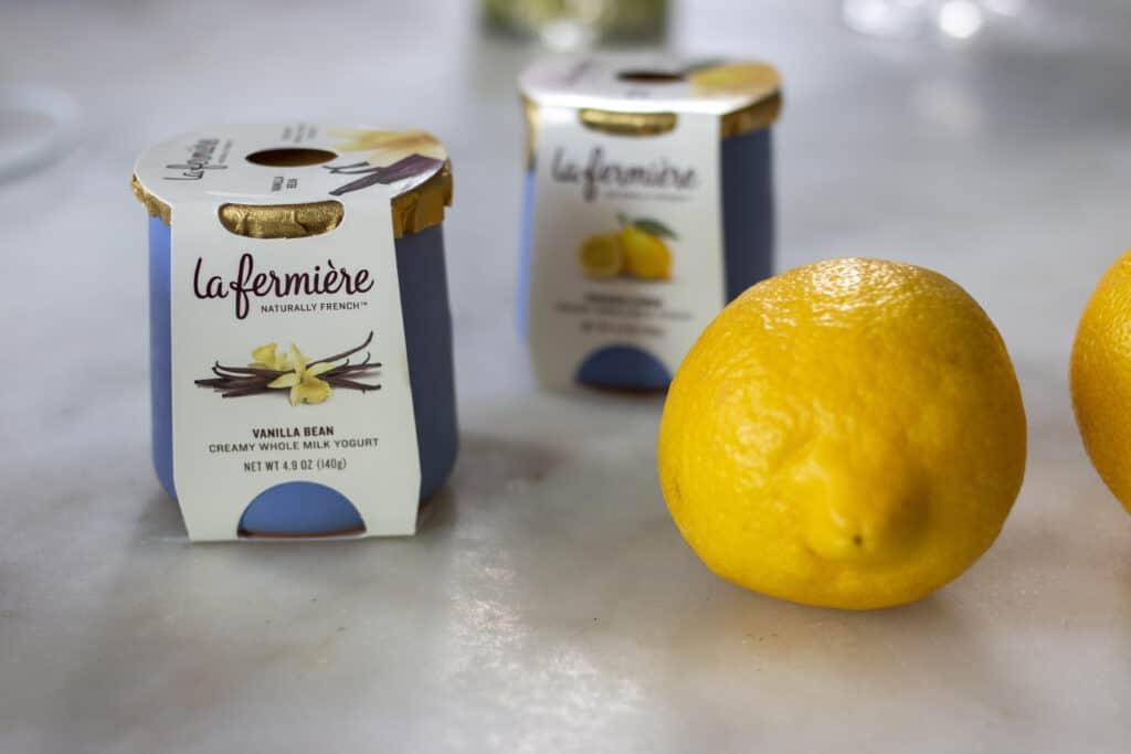la fermiere yogurt and lemon for Lemon Yogurt Cake