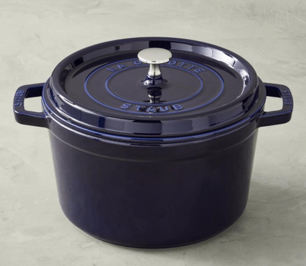 le creuset dutch oven French Kitchen Essentials