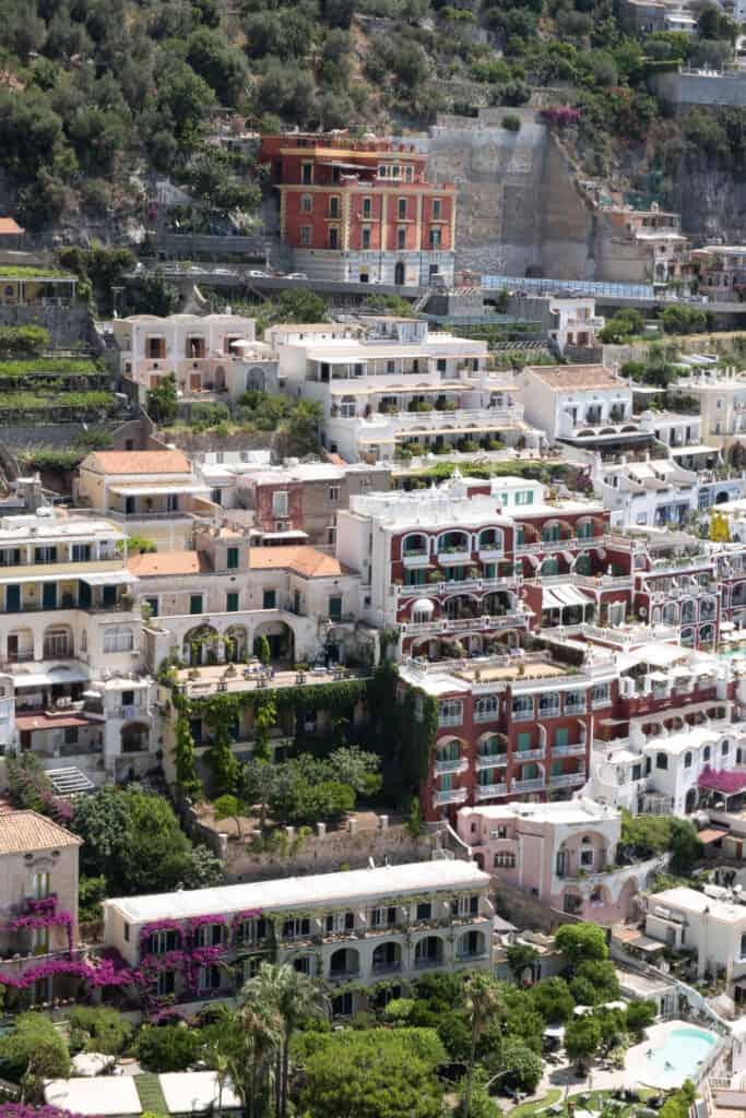 buildings in the Amalfi Coast Guide