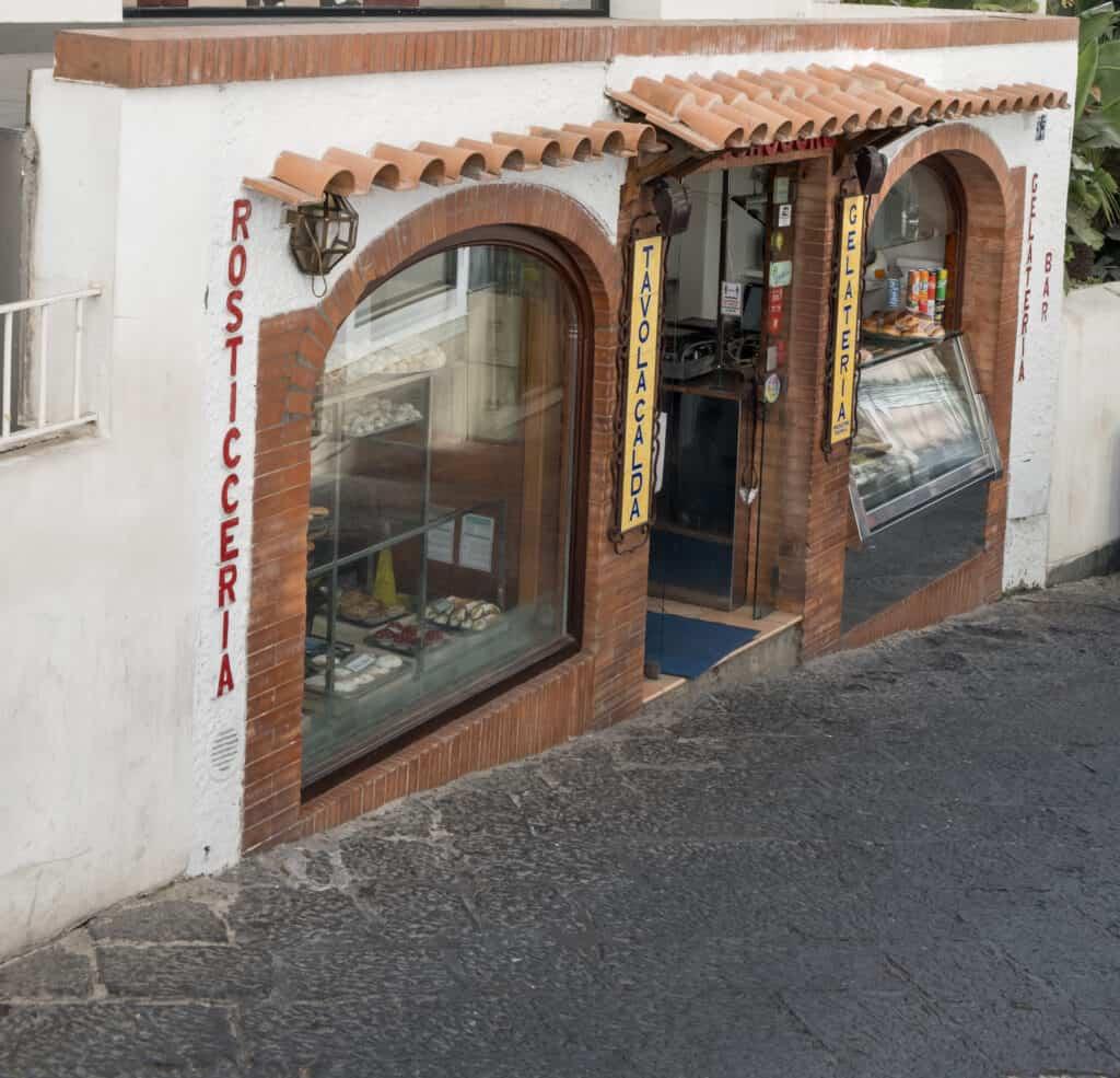 where to eat for Amalfi Coast Guide