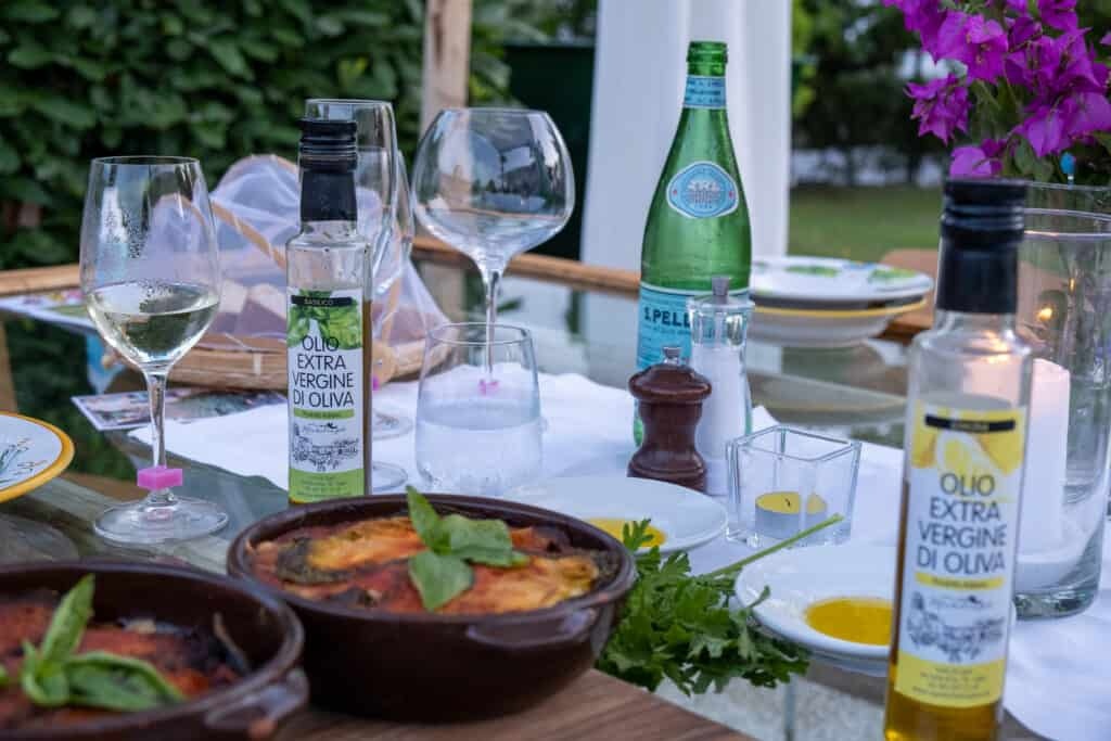 food and wine for Amalfi Coast Guide