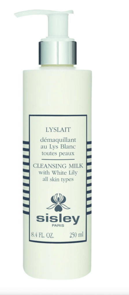 Lyslait cleansing milk for Morning Skincare Routine